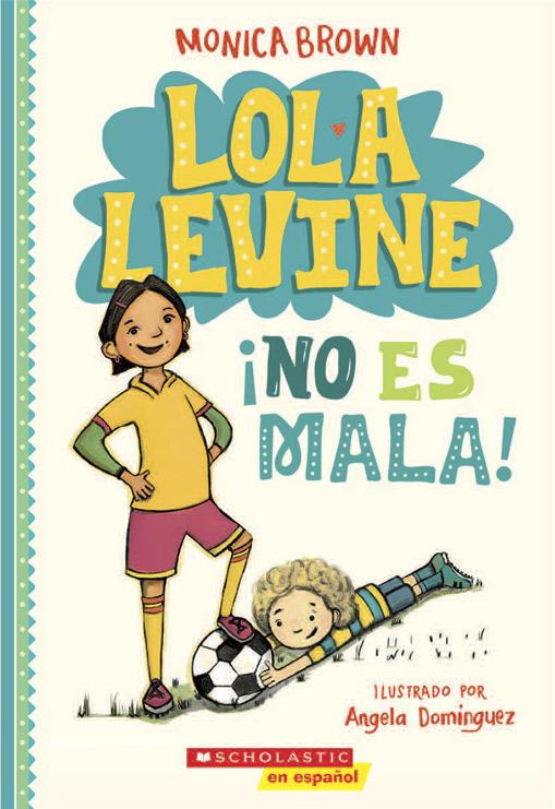 Lola Levine no es mala